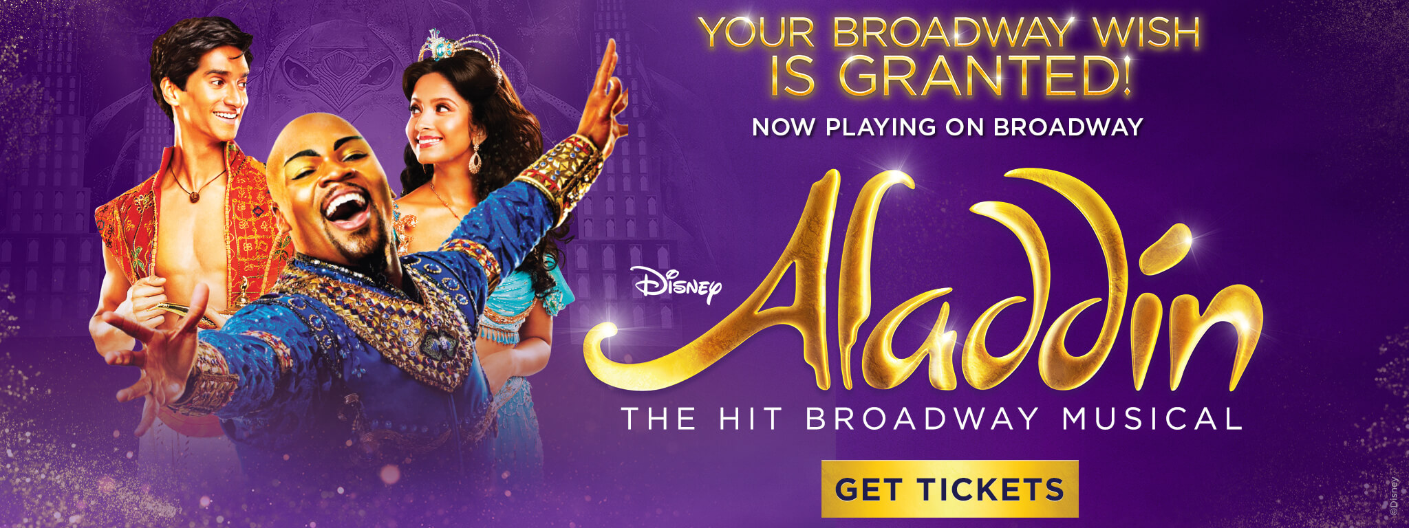 Your Broadway Wish Is Granted! Now Playing on Broadway